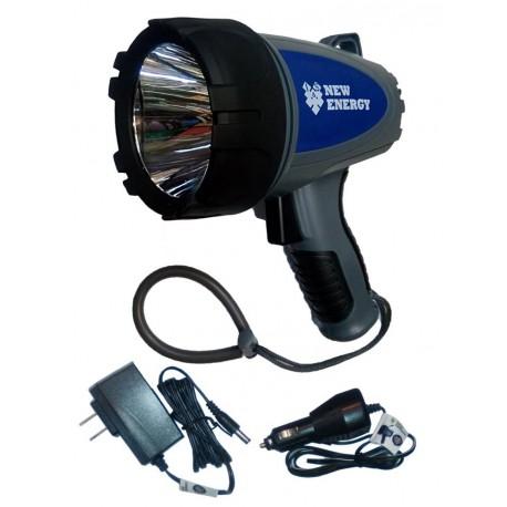 LINTERNA RECARGABLE NEW ENERGY V-0210