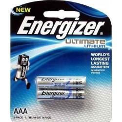 PILA LITHIUM ENERGIZER L92BP-AAA/2