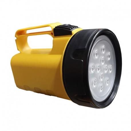 LINTERNA NEW ENERGY M-106 12LED DE 100 LUMENS