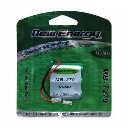 BATERIA PARA TEL. NEW ENERGY MB-279 3.6 600MAH