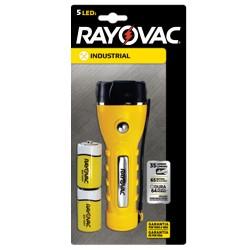 LINTERNA RAYO VAC 2D 5 LED
