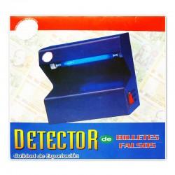 DETECTOR DE BILLETES NACIONAL SOLES Y DOLARES