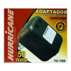 TRANSFORMADOR HURRICANE TC-70D 220V/110V 50W