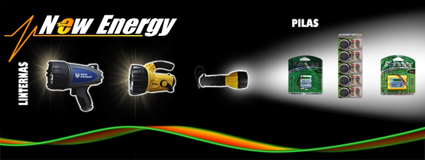 Productos new energy